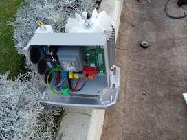 Instalacion y venta  de motores  abrepuertas