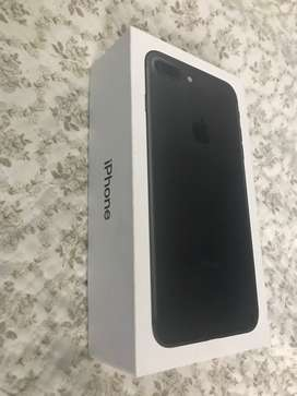 iPhone 7 Plus 32GB Negro mate