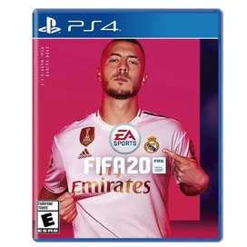 FIFA 20 PS4 nuevo y sellado!!
