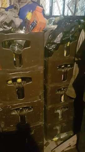 20 canastas de cerceza