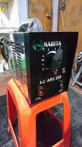 Maquina para soldar NARITA 280