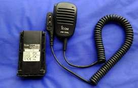 Portadora y Bateria ambos para Radio ICom IC-14 (Usado)