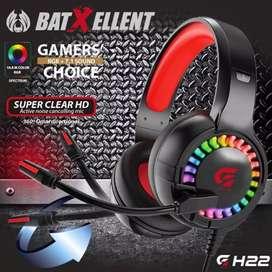 Audifonos Gamer Pro Gamin Headset Multiplataforma