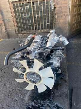 Motor NKR revisados