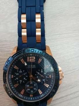 Venta  de  reloj  guess original  nuevo