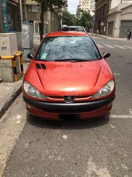 Peugeot 206 1.6 Xr buen estado