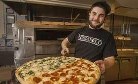 Se busca pizzero con experiencia comprobada