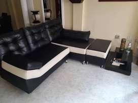 Muebles en L comodísimos - Negociables