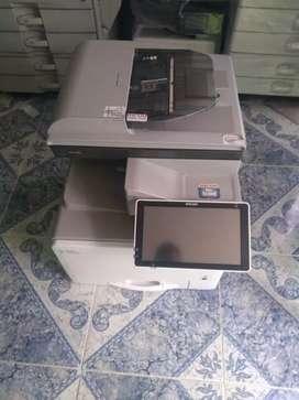 Fotocopiaadora reparación
