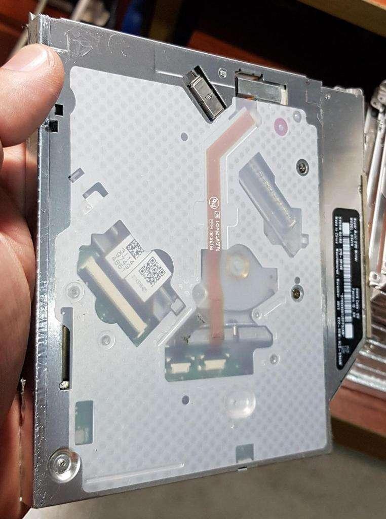Unidad De Dvd Interna Macbook Pro 13 O 15 Apple Usada