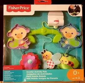 Colgante Bebés Fisher Price