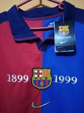 Camiseta Barcelona f. C. 1999