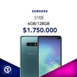 Samsung Galaxy S10E 128gb, nuevos, originales, Garantia, TIENDA FISICA, los esperamos.