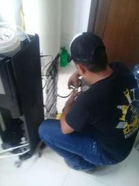 Tecnico  Nevera, lavadora,secadoras y aires acondicionados