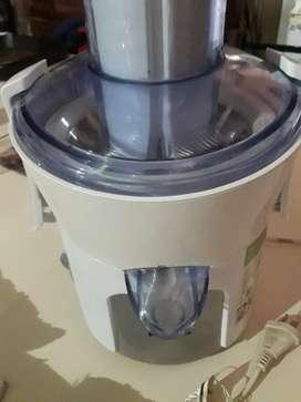 Extractor de jugo,frutas y verduras