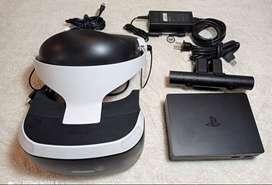 PsVR V.2 Gafas de realidad virtual