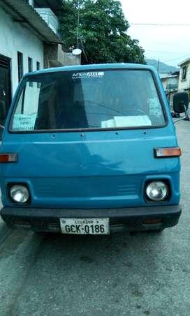 Camioneta de trabajo Mazda 1980
