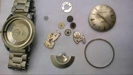 Reloj Girard Perregaux Gyromatic 39 Jewels Para Armar