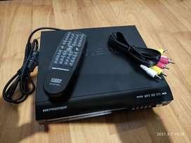 Vendo reproductor de DVD, MP3, con entrada de USB marca PREMIER