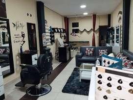 Se vende negocio de peluquería