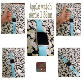 Apple Watch serie 1, 38mm, en perfecto estado y con CARGADOR
