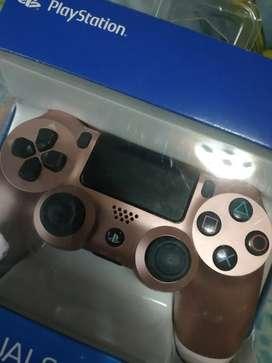 Remato control PS4 rosado oro última generación