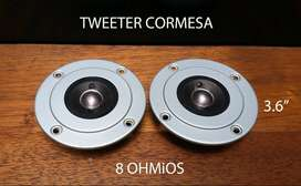 Tweeter Cormesa vintage No Technics Aiwa Sony