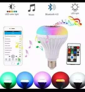 Luz Led con Bluetooth