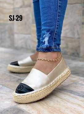 Zapatos de mujer alpargatas spatrillas