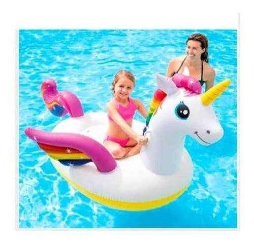 Flotador Unicornio Para Niños Y Bebes Env Inmediat. 0