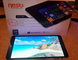 """Tablet Neso 8,9"""" Intel Atom/Win 10/ 32gb"""