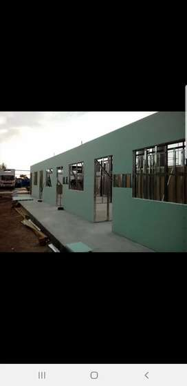 Drywall departamentos