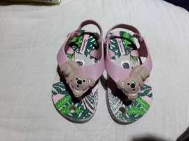 sandalias usadas talla 6