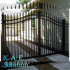 K. A. E. SOLUTION (verjas y portones)