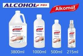 venta alcohol antiseptico