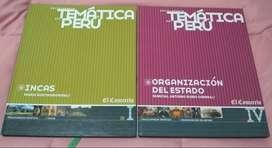 Enciclopedia Temática del Perú - Incas y Organización del Estado