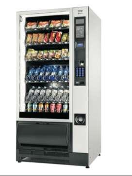 Máquina dispensadora de bebidas y alimentos