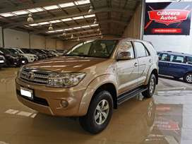 FLAMANTE TOYOTA FORTUNER 2012 MANUAL