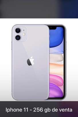 Iphone 11 - 256 gb