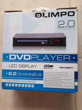 DVD PLAYER OLIMPO 2.0