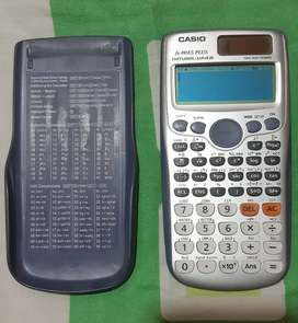 Calculadora científica fx-991ES PLUS Negociable