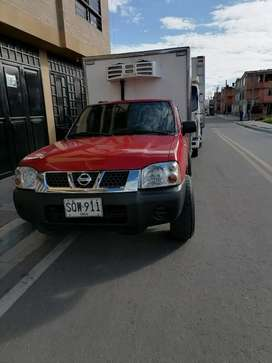 Camioneta Nissan con Termo King