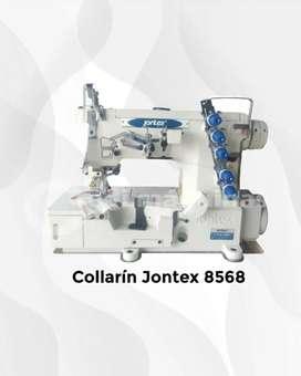 Máquina  Industrial Collarín Jontex JT 8568