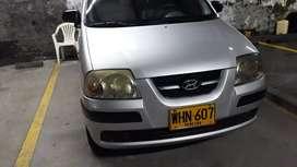 Hyundai atos fue taxi  agas y gasolina