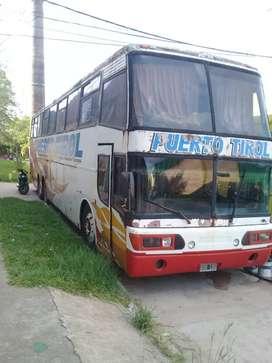 Omnibus piso y medio ideal motorhome