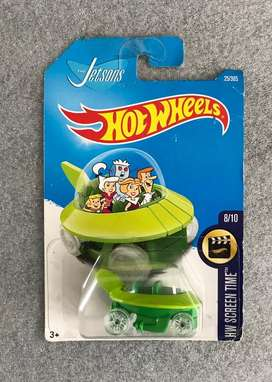 Hotwheels Supersonicos - Jetsons