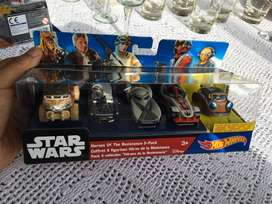 Star Wars Hot Wheels Mattel Disney