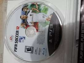 PS3 PlayStation FiFa Soccer 12