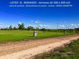 VENTA DE CASAS TERRENOS DEPTOS LOTEOS ALQUILERES INMOBILIARIA JUSID TEL : 03442 15560779
