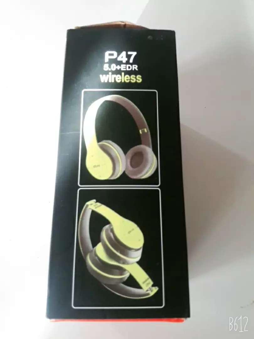Auriculares Bluetooth 0